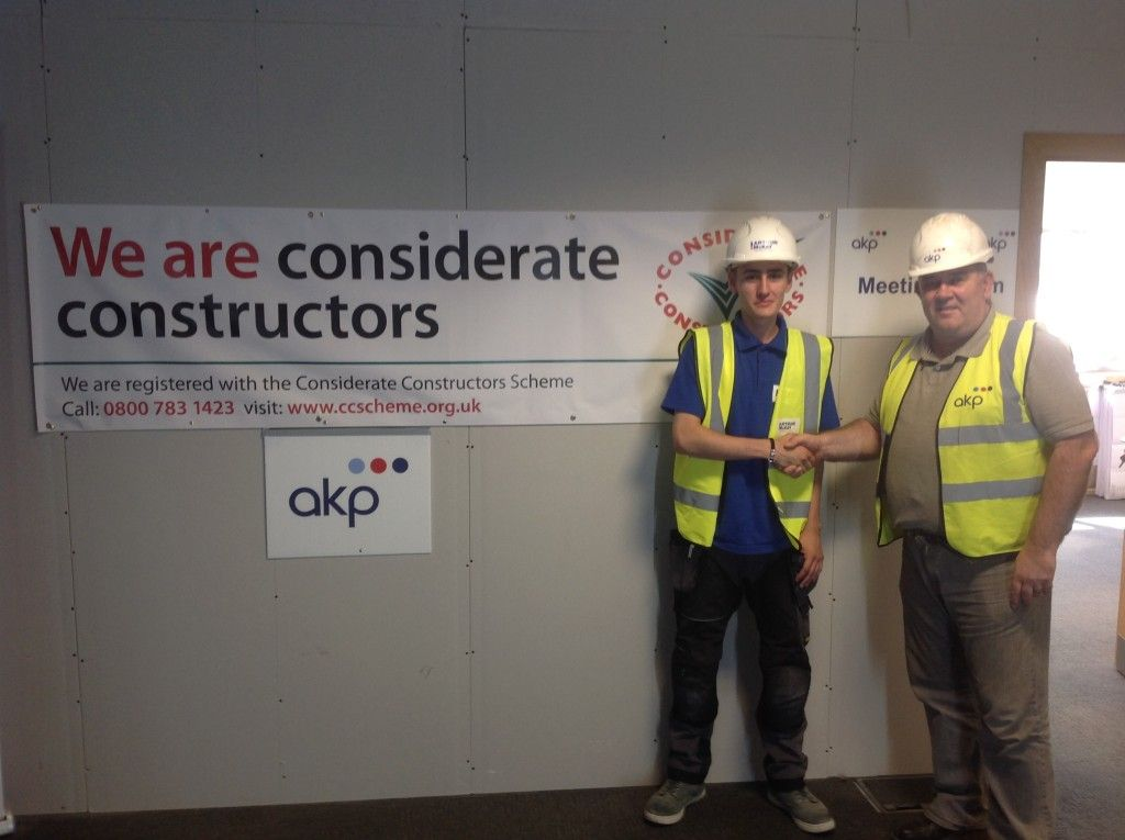 George Street Site – Operative of the Month