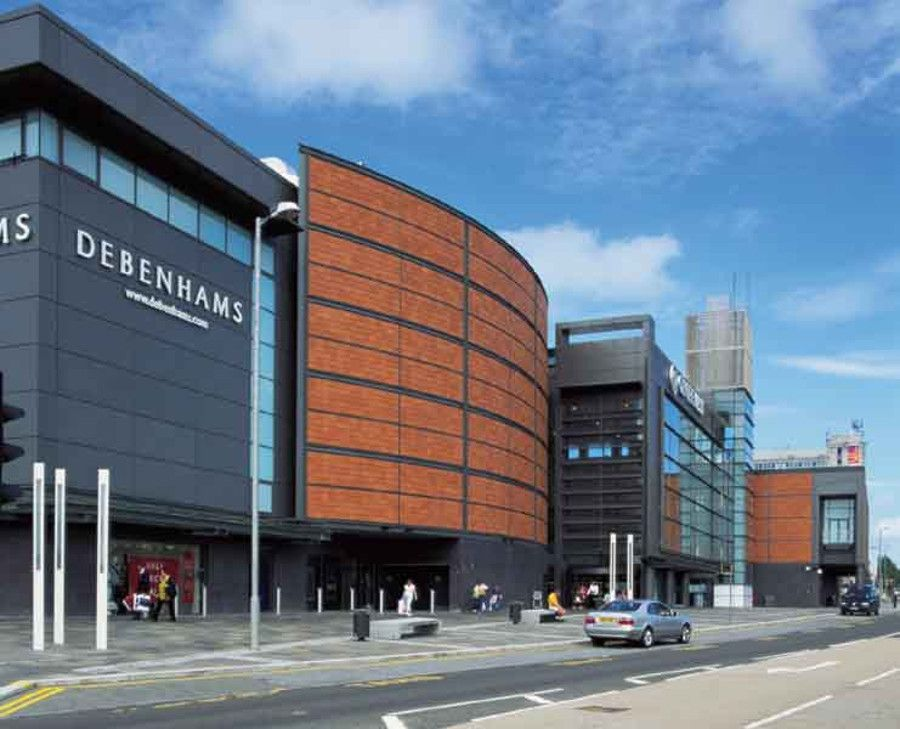 Contract Win – East Kilbride Shopping Centre