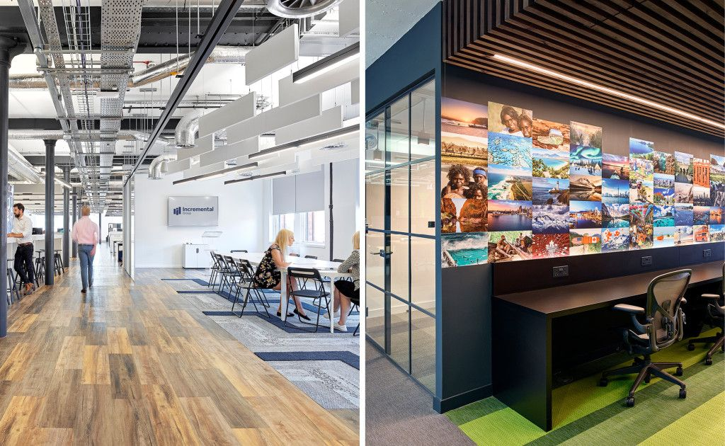 Two akp Fit Out Projects contenders for BCO Award