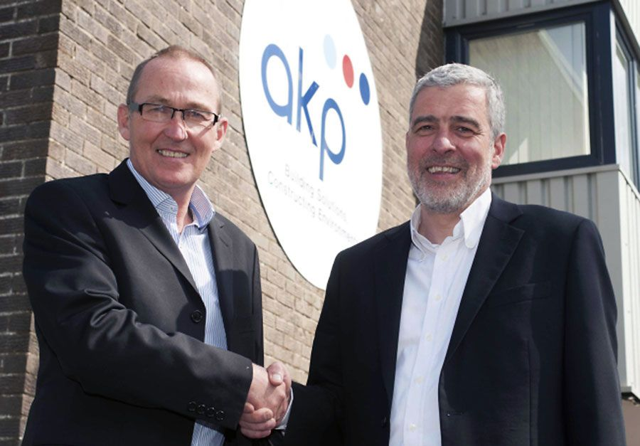 Martin Rowley joins akp in the role of Joint Managing Director