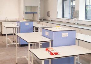 science desks
