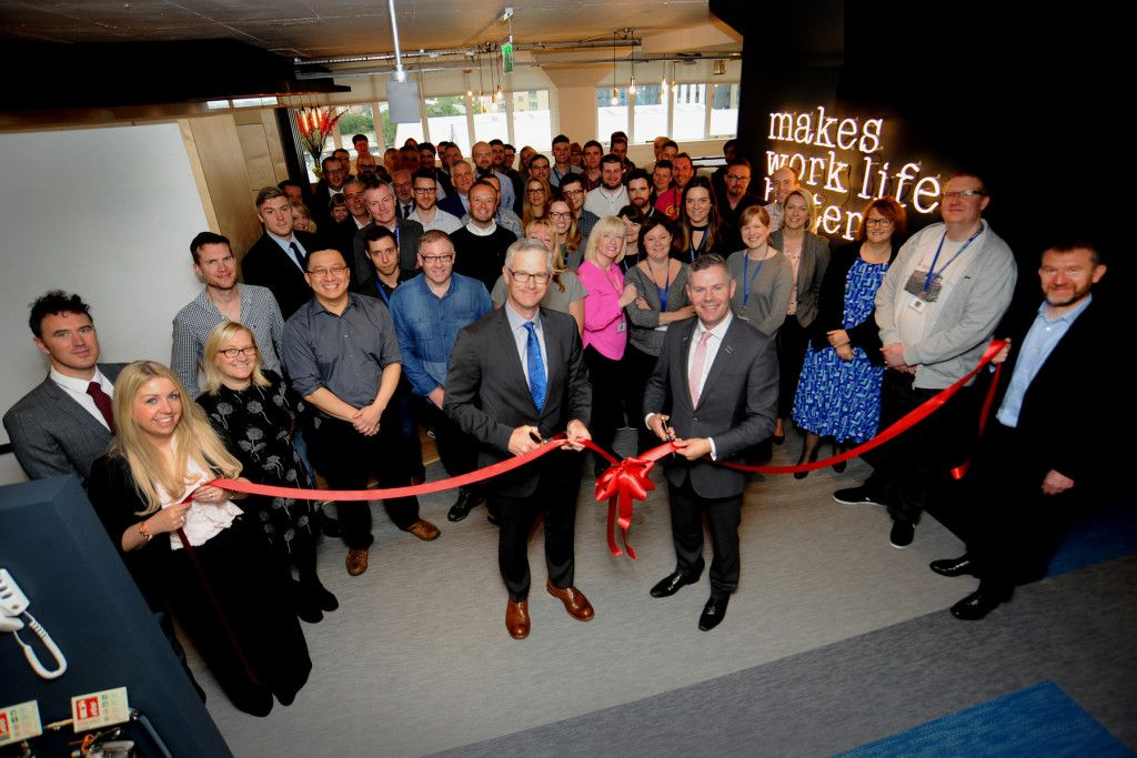 Dayforce European Headquarters  – Officially Opened