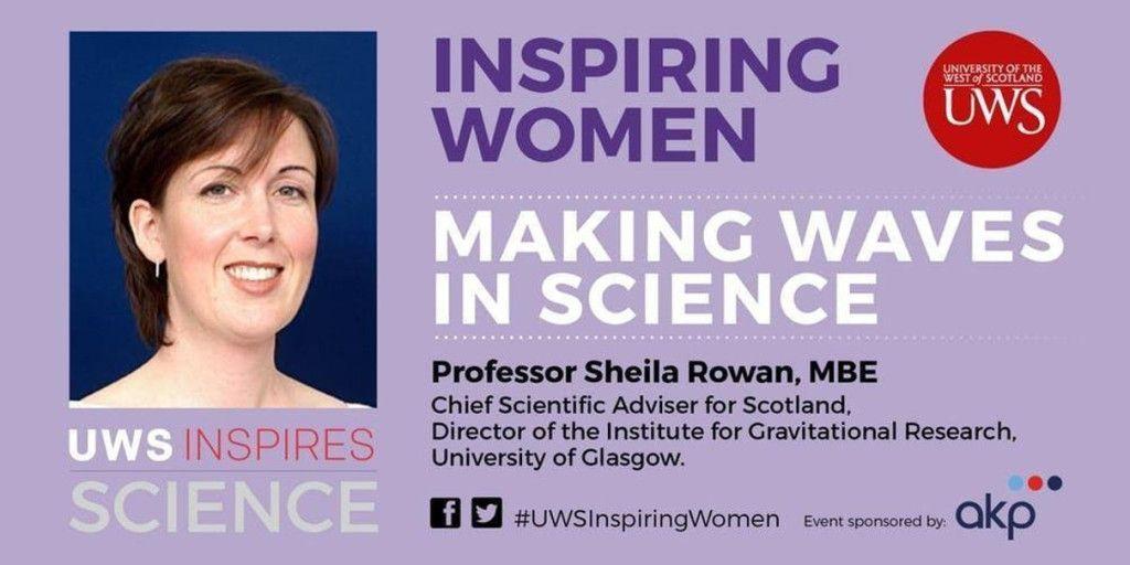akp Inspiring Women to Make Waves in Science