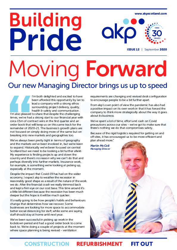 NEW Building Pride – 12