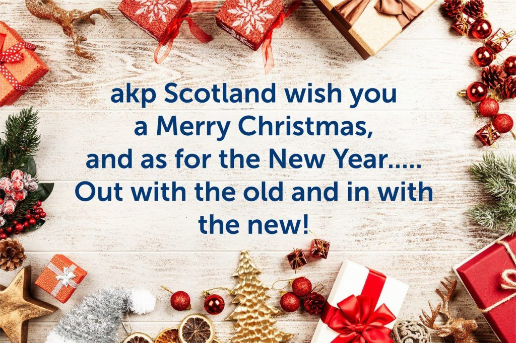 Merry Christmas from the Team at akp