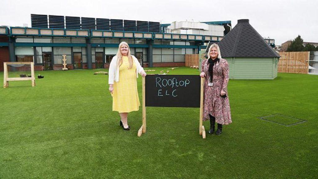 New Nursery opens in East Kilbride