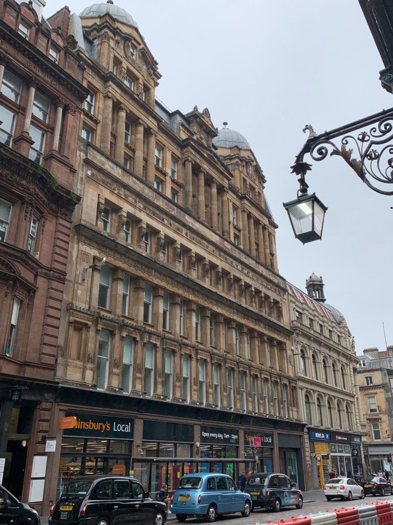 New Projects Kicking-off, Including one at this Landmark Glasgow Building